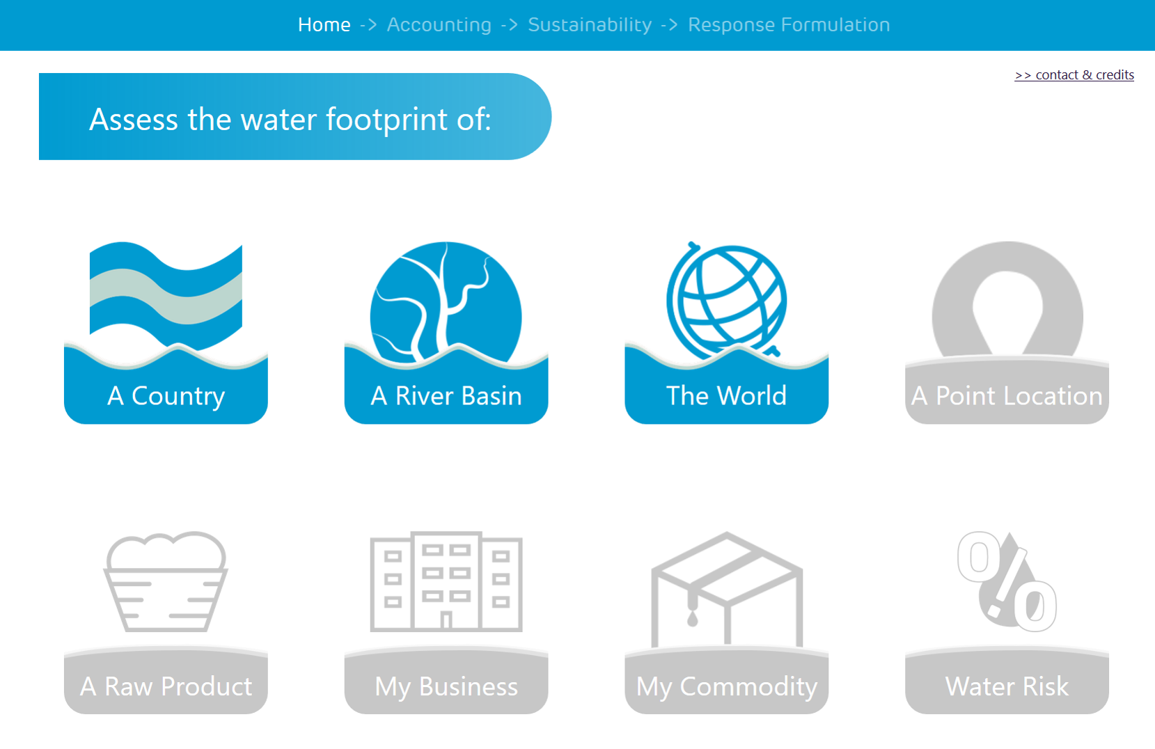Crowdfunding kicks off for Phase 2 of Water Footprint Assessment Tool